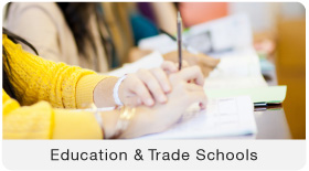 Education & Trade Schools